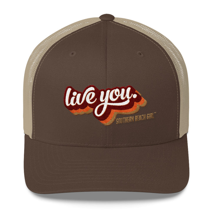 Live You | Trucker Hat