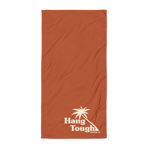 Hang Tough | Beach Towel