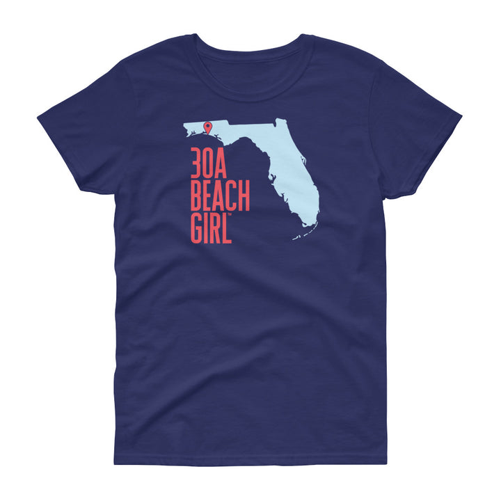 30A BG Pin Drop | Women's T-shirt