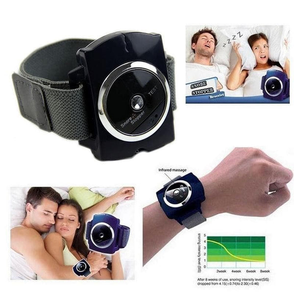 Snore Stopper Wristband - Elite5999.com