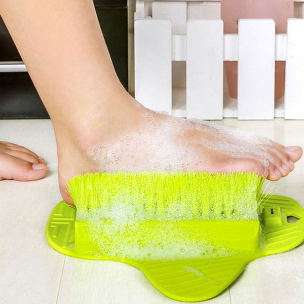 Gentle Exfoliating Foot Scrubber - Elite5999.com