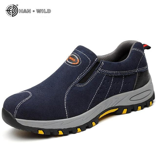 Steel Toe Safety Work Shoes