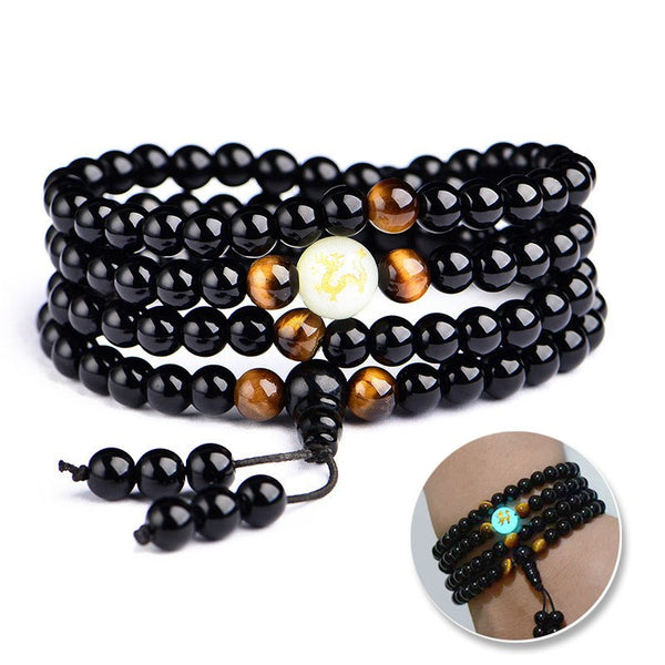 Luminous Dragon Mala Bracelet - Elite5999.com