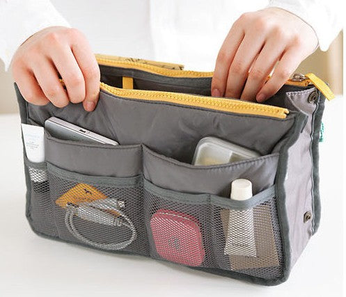 Makeup Cosmetic Purse Organizer - Elite5999.com