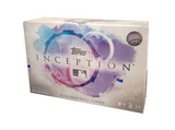 2019 Topps Inception Baseball 1/4 case, 4 Box Break DOUBLE RT #9 - Major League Cardz