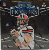 2018 Panini Honors Football 1 Box -10 spot Serial No. #2 - Major League Cardz
