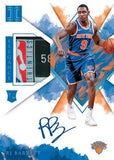 INSANE 10 # SERIAL FILLER (PELS,GRIZZ,LAKERS,KNICKS++) FOR:19-20 Impeccable BK Case - PYT #1 - Major League Cardz