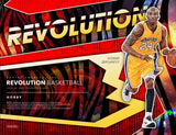 16 SPOT RT FILLER (INCL. PELS, WIZARDS) 19-20 Panini Revolution BK 8-Box Case- PYT #2 - Major League Cardz