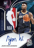 2019-20 Panini Spectra Basketball 2-Box Break - PYT #1 - Major League Cardz