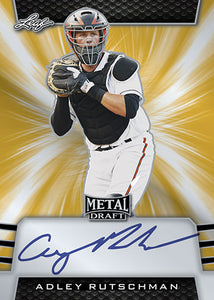 2019 Leaf Metal Draft Baseball 12 Box Case Break - PYT #4 *LAST CASE!* - Major League Cardz