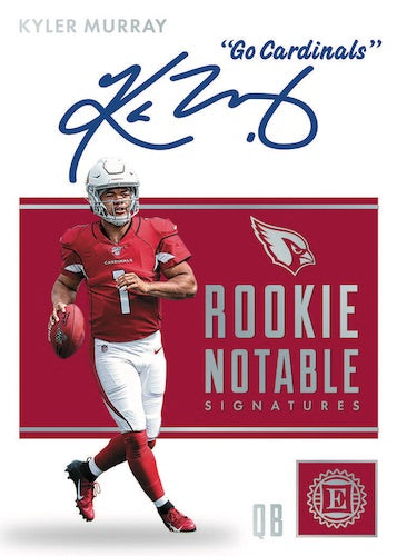 2019 Panini Encased Football 8-Box Case - PYT #2 - Major League Cardz