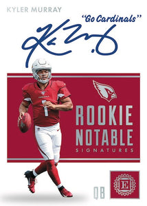 2019 Panini Encased Football 4-Box Half Case Serial # Block Break ALL TEAMS IN #1 - Major League Cardz