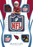 SERIAL # BLOCK FILLER:19 Panini Immac FB Half Case - PYT #4 (4 #'s per spot on 19 teams!!) - Major League Cardz