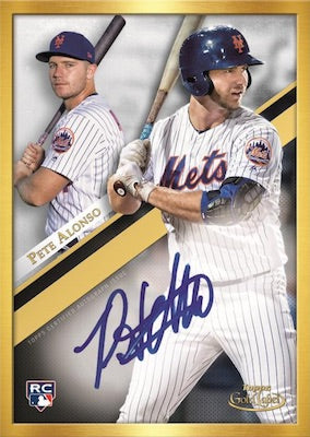 2019 Topps Gold Label Baseball 16 Box Full Case Break - PYT #1 - Major League Cardz