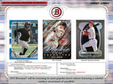 2019 Bowman Baseball Hobby HTA JUMBO 3 auto's Double (2) Random Teams #21 - Major League Cardz