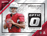 2019 Panini Donruss Optic Football MIXED Case 6 Hobby & 6 FOTL Boxes - PYT #6 - Major League Cardz