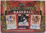 2019 Leaf Ultimate Draft Baseball 12 Box Case Break - PYT #1 *ONLY CASE* - Major League Cardz