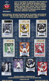 2019 Leaf Valiant Baseball 12 Box Case - PYT #1 (and only!) - Major League Cardz
