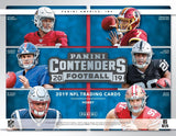 2019 Panini Contenders Football Half Case 6 Box Break - PYT #2 - Major League Cardz
