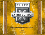 2019 Panini Elite Extra Edition Baseball 10-Box Half Case *80 auto's* - PYT #2 - Major League Cardz
