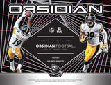 2019 Obsidian Football 6 Box Half Case Break - PYT #6 - Major League Cardz