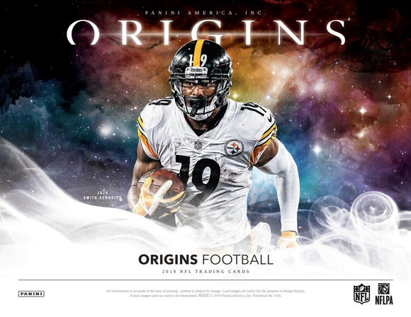 2019 Panini Origins Football 4 Hobby Box Break - Pick-Your-Team #1 - Major League Cardz