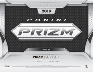 Personal Break: 2019 Panini Prizm Baseball Hobby Box - Ripped & Shipped! - Major League Cardz