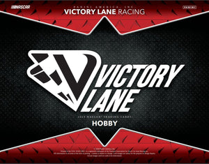 2019 Panini Victory Lane Racing HALF CASE Break, Quad Random Grouped Drivers #2 - Major League Cardz