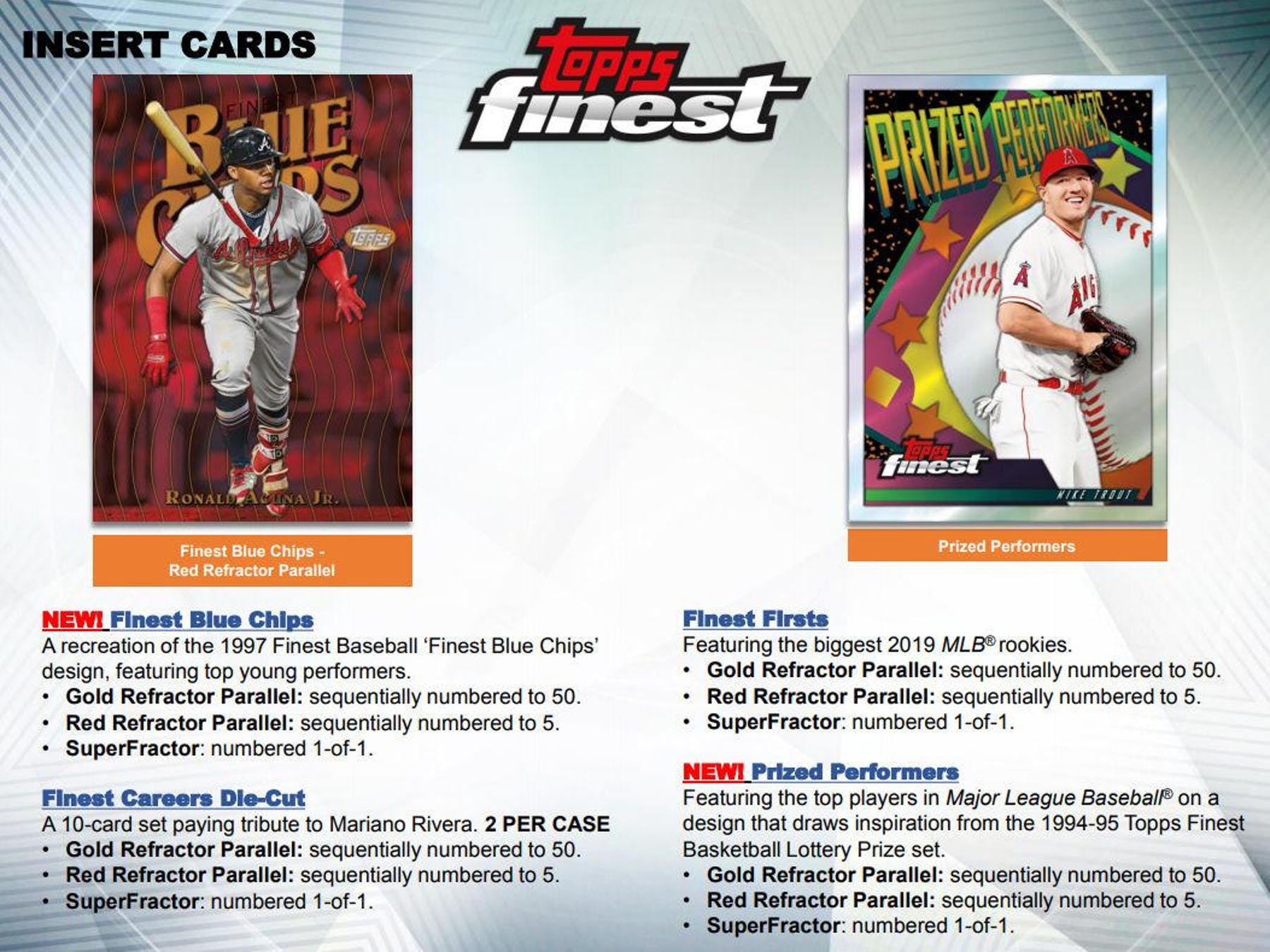 2019 Topps Finest Baseball Pack Wars Low Card Wins The