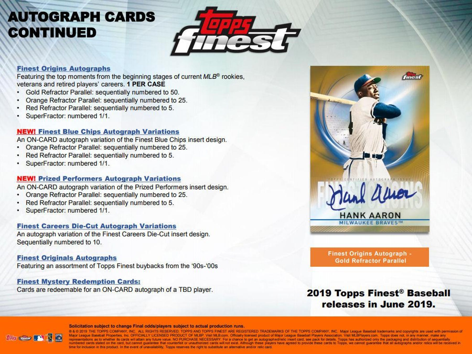 2019 Topps Finest Baseball Pack Wars Low Card Wins The Entire Box