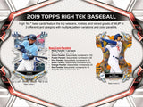2019 Topps High Tek Baseball 6 Box Half Case Break - PYT #9 - Major League Cardz