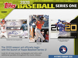 2020 Topps Series 1 Baseball 6 Hobby Box Half Case Break - Random Divisions #1 - Major League Cardz