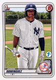 2020 Bowman 1st Edition 24 Pack Box - PYT #5 w/ YANKEES RANDOM TO ALL! - Major League Cardz