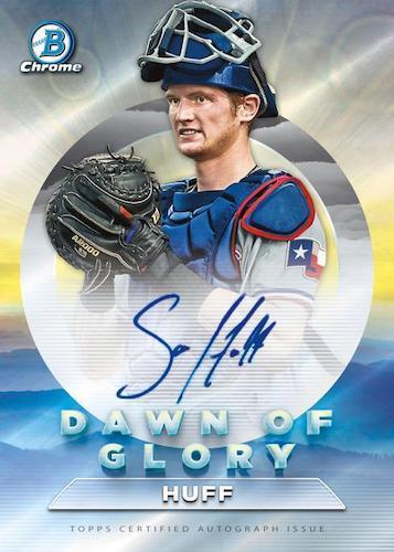 2020 Bowman Chrome Baseball HTA 12 Box Case - PYT #5