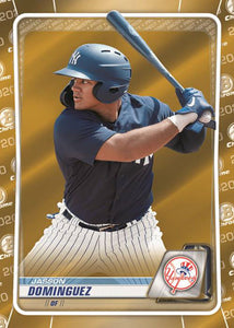 **MINI** FOR O'S/PADRES/A'S IN: 20 Bowman Draft BB JBO 8 Box Case - PYT #18 - Major League Cardz