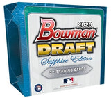 2020 Bowman Draft Baseball Sapphire 6 Box - PYT #7 - Major League Cardz