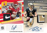 2020 Panini Donruss Optic Football 6 Box Half Case - PYT #7 - Major League Cardz