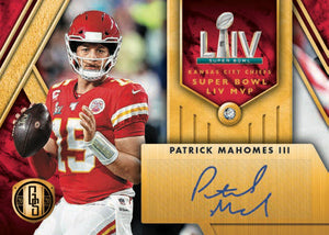 2020 Panini Gold Standard Football 6 Box Half Case - PYT #3 - Major League Cardz