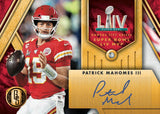 2020 Gold Standard FB 4 Box & 1 Gold Rush FS Specialty Helmet - PYT #1 - Major League Cardz