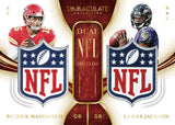 2020 Panini Immaculate Football 6 Box Case - PYT #5 **MLCHRISTMAS GT'D** - Major League Cardz