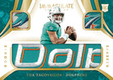 2020 Panini Immaculate Football FOTL 2 Box - PYT #2 - Major League Cardz