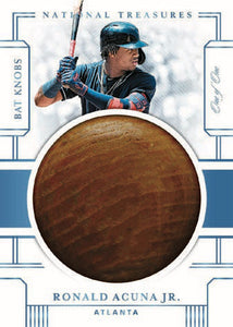 2020 Panini National Treasures Baseball FOTL 2 Box - PYT #3 - Major League Cardz