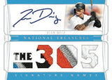 2020 Panini National Treasures Baseball 2 Box Half Case - PYT #1 - Major League Cardz