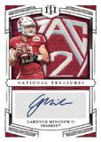 2020 Panini National Treasures Collegiate FB 2 Box - PYT #1 - Major League Cardz