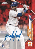 7 SPOT RT FILLER FOR: 20 Topps Chrome BB HOBBY 12 Box Case - PYT #3 - Major League Cardz