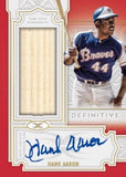 2020 Topps Definitive Baseball 1 Box Break - PYT #1 - Major League Cardz