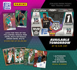 19-20 Mosaic BK FOTL 2 Box Break - PYT #3 w/Pels & Grizz Random to all! - Major League Cardz