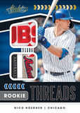 2020 Panini Absolute Baseball 5 Box Half Case - PYT #1 - Major League Cardz