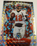2020 Panini Mosaic Football 6 Box Half Case - PYT #2