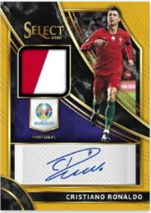 2020 Panini Select UEFA Euro Soccer 2 Hobby Box - RT #1